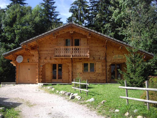 Chalet in Les Gets - Chalet Mimosa