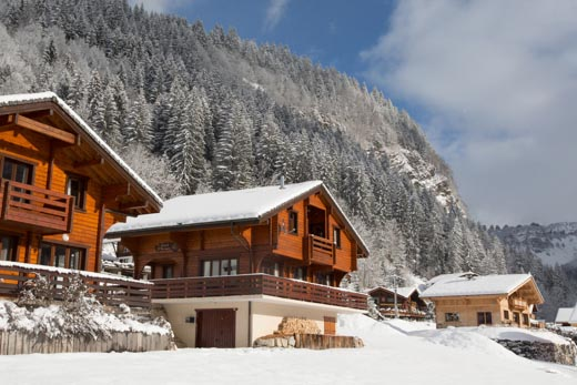 Chalet St Georges