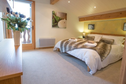 Bedroom 1 - Family Suite