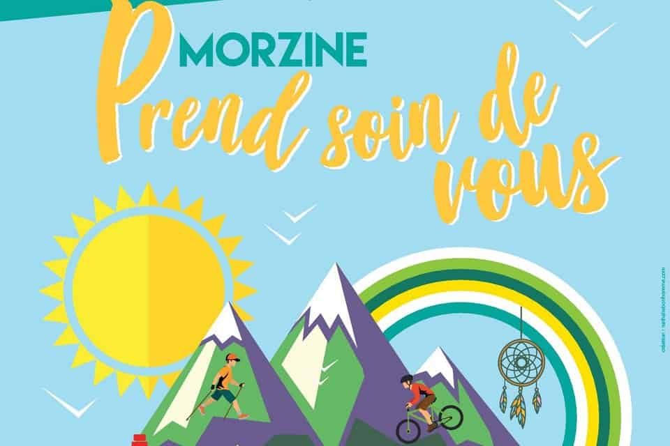 Morzine takes care of you!  A week of relaxation in the mountains.